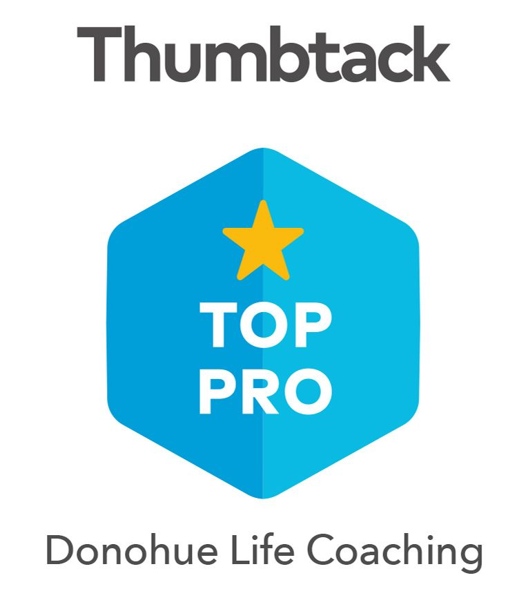 thumbtack, top pro, reviews, life coaching